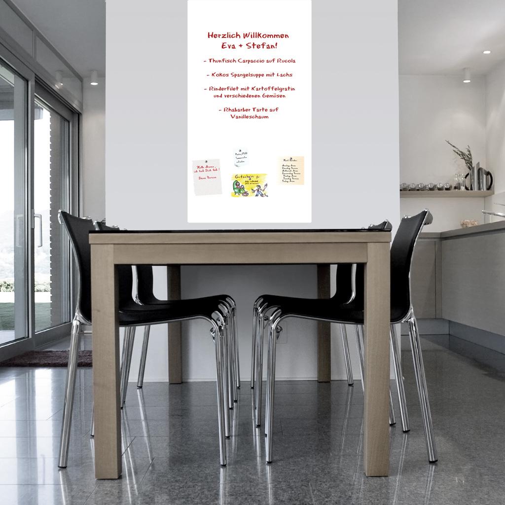 Whiteboardfolie_100x75cm selbstklebend & magnetisch